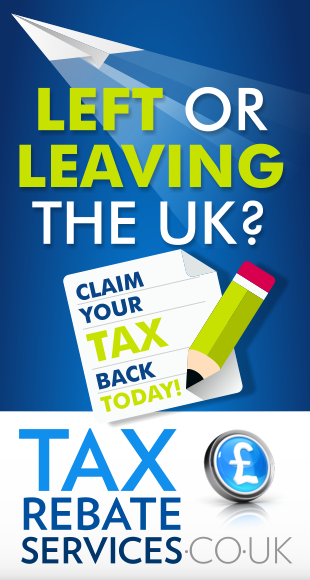 Claim leaving UK tax back