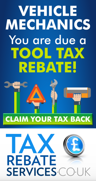 Claim a Mechanics Tool Tax Rebate