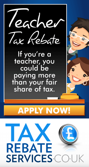 Claim your teacher tax rebate