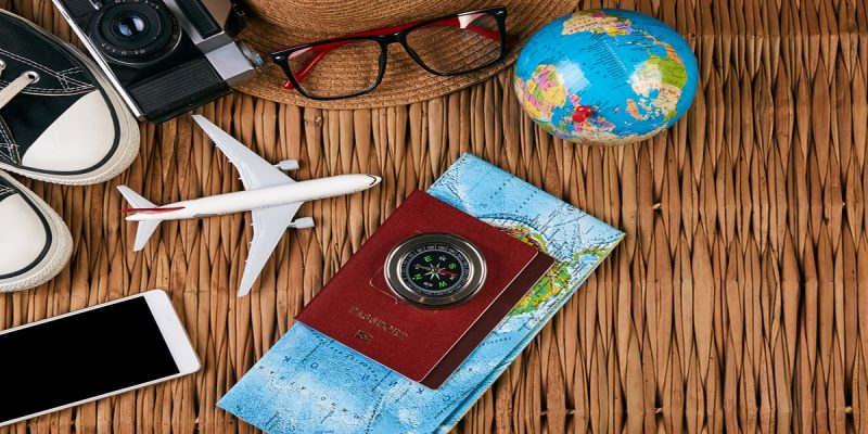 travel items representing proposed tourism tax